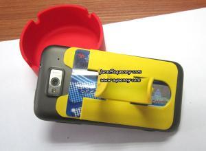 China New fashion foldable credit card phone back stick holder,smart phone holder with logo on sale