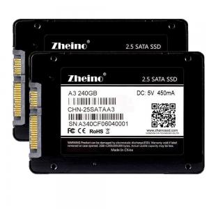 China A3 2.5 Inch SATA SSD 240GB Interna Solid Hard Disk Drive For Laptop Desktop PC on sale