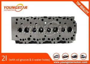 China Toyota 2L Cylinder Head Assy With Oil Groove And With Six Water Holes on sale