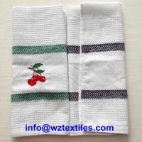 Cheap Cotton Waffle Weave Dish Cloth