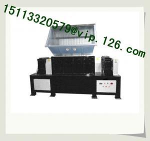 China Waste washing machine Shredder hot sales/metal shredder/Wood shredder/tire shredder on sale