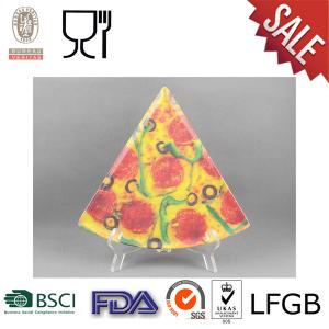China Placa de la pizza de la melamina on sale