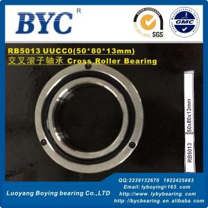 China Produce Crossed Rolller Bearings RB5013 UU CCO/P2 on sale