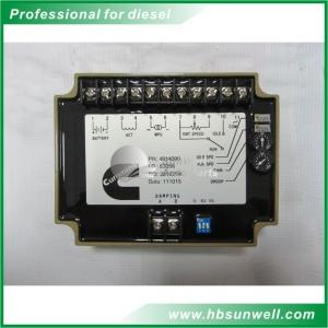 China Original/Aftermarket High quality Cummins Electric Fuel Generator Speed Controller Governor 4914090 on sale