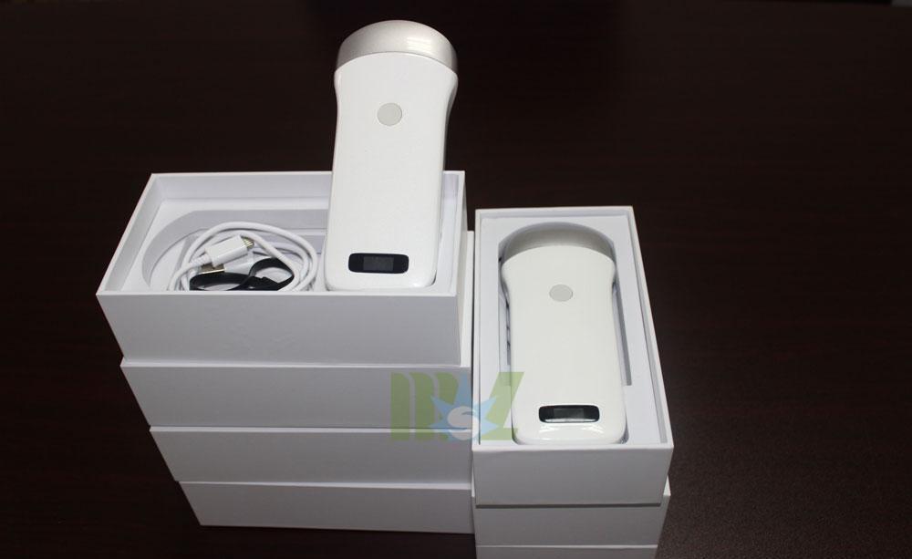 new type Advanced wireless ultrasound transducer system MSLPU31