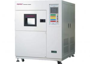 China Three Zone Thermal Shock Test Chamber Water Cooling For Hot Cold Impact Test on sale