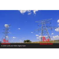MEGATRO 220KV and 400KV  overhead transmission line electrical pylons