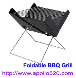 China Foldable Charcoal BBQ Grill on sale