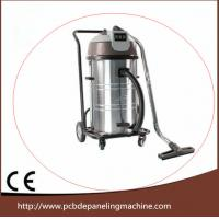 Electric Small Industrial Wet Dry Vacuum Cleaners With 3 Motors 80L