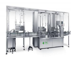 China 50ML 1800BPH Automatic Filling And Capping Machine on sale
