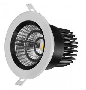 China Lifud Driver Circular LED Ceiling Downlights , LED Recessed Downlights  on sale