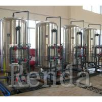 Stainless Steel Reverse Osmosis Drinking RO Water Treatment Systems Easy Operation