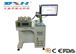 China Computerized Laser Etching Equipment , Laser Carving Machine For LED Lamp on sale
