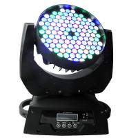 China Wedding DJ Moving Head Stage Lights , 108x3w LED Mini Wash Moving Head on sale