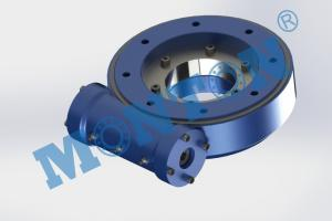 China 42CrMo / 50Mn Material Worm Gear Slew Drive Slewing Bearings For Mobile Cranes on sale