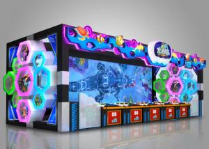 China Parent-Child Carnival Park Pub Fish Hunter Game Machine For Commercial Purposes on sale