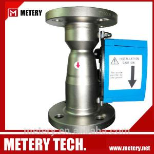 Quality Metallic Rotor Flow Meter for sale