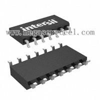 China HFA1412IBZ - Intersil Corporation - Quad, 350MHz, Low Power, Programmable Gain Buffer Amplifier on sale