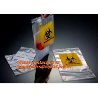 China Document wallet, Clinical, Specimen bags, autoclavable bags, sacks, Cytotoxic Waste Bags on sale