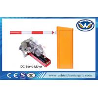 CE Certificate Automatic Boom Barrier Gate ,Auo Fence Barrier For Toll Plaza