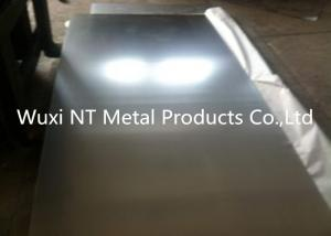 China Customized Brushed Stainless Steel Sheets 304 Cold rolled for Chemical tank on sale