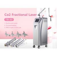 High Energy 10600nm Co2 Fractional Laser Machine For Skin Resurfacing / Skin Rejuvenation