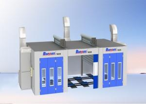 spray booth exhaust fans,spraying booth prep-station,spray booth heating system