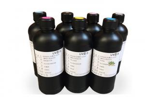 China VAN UV EPS020, UV Ink for Epson Led UV printer,Epson Hg UV printer,  UV Inkjet Ink for all material, Fast curing Ink on sale