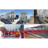 China 2017s best seller 10tons lpg gas storage tank with filling machine for gas cylinders, 10T skid lpg gas filling plant on sale