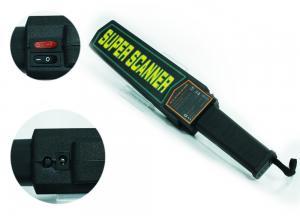 China Detector de metales de mano del analizador estupendo profesional MD-3003B1 para el control de seguridad on sale