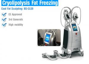 China Safety Cryolipolysis Fat Loss Machines , Fat Freezing Body Contouring Machine on sale
