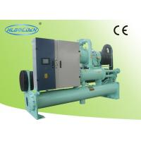 Commercial Water Cooled Air Conditioning Units , Shell And Tube Type