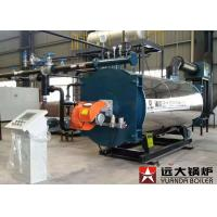 7000Kw Diesel Fired Thermal Oil Heater Boiler For Wood Processing Industry