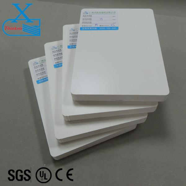picture relating to Printable Plastic Sheets identified as THINKON reasonably priced 15mm 4x8 pvc sheet UV printable plastic pvc