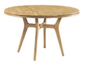 China YALEESON New Design Round Dining Table for Home (size can be customized) on sale