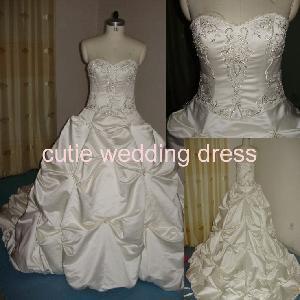 China Wedding Dress (SAMPLE -1) on sale