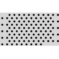 Perforated Lowes Sheet Metal High Strength Multicolors Decorative Plate