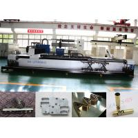 Rigid Laser Steel Pipe Cuting Machine With Free Software Upgrading Service