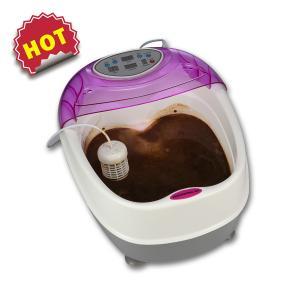 China Aqua sana detox foot spa, detox footbath, ionic spa machine on sale
