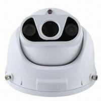 1/3-inch 2pcs IR-III Vandalproof Dome Camera, 600TVL