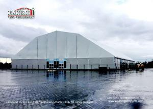 China 50x60m Large Aluminium Movable Polygon Marquee for  Exhibition and Wedding Party on sale