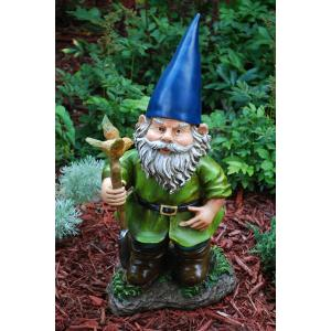 China Personalised ceramic Funny Garden Gnomes yard ornaments on sale