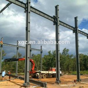China Cheap Price Prefab Galvanized Steel Factory In Ethiopia on sale