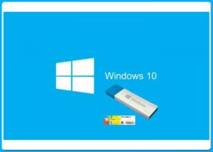 Quality Microsoft Windows 10 Pro Software 64 bit DVD OEM License OEM key/English/french for sale
