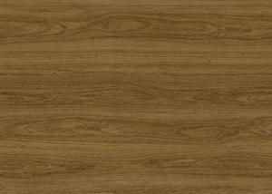 China DIBT Certificate 3.4mm Luxury Wood UV Coating SPC Flooring for Residential on sale