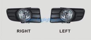 China 12V, 55W, quartz halogen bulbs H3 Bulb Mazda BT-50 Fog Light Kit on sale