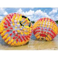 Safety Water Inflatable Zorb Ball , human inflatable bumper ball For Park