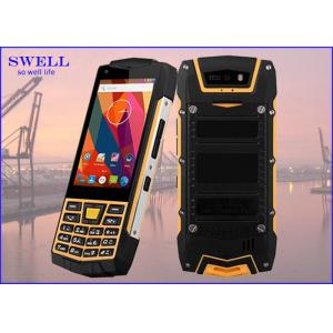 China Dual Sim Rugged quad core SmartPhone outdoor cell phone with keyboard on sale