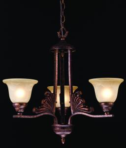 China Antique lights chandelier with UL (8630-3H) on sale
