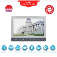 Amazing AHD video door phone with Touch Screen support 64G SD Card
